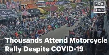 First Sturgis Biker Dies From COVID-19