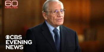 '60 Minutes' Tonight: Bob Woodward Talks 'RAGE'