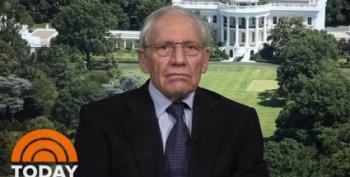 Bob Woodward's 'Rage' Goes Behind Trump Curtain