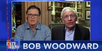 Stable Genius's Last 'Rage' Call With Bob Woodward Was As Bad As You Think