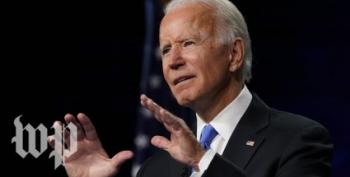 Biden Holds Roundtable With Veterans In Florida