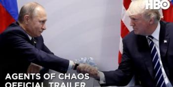 Trailer: 'Agents Of Chaos' HBO Documentary On 2016 Russian Hacking