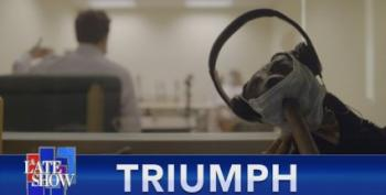 Triumph The Insult Comic Dog Hosts A Focus Group With Real Trump Supporters