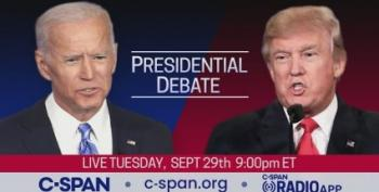 WATCH LIVE:  Biden-Trump First Presidential Debate