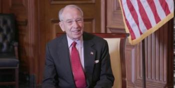 Chuck Grassley Refusing Test For COVID-19