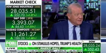 Shocking: Fox Biz Host Stuart Varney Says Joe Biden Win Will Be Good For Stock Market