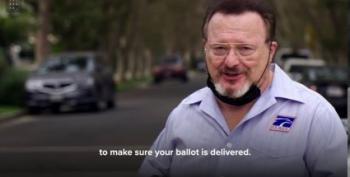 A Message From Your Friendly Local Mail Carrier