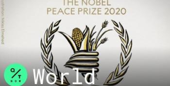 Friday News Dump: Guess Who Didn't Win The Nobel Peace Prize, And Other News