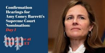LIVE: Watch Amy Coney Barrett's Confirmation Hearing