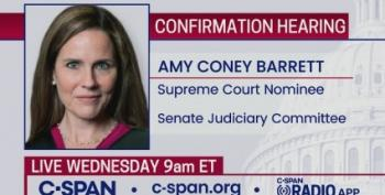 LIVE: Day 2, Senate Judiciary Committee Hearing For Judge Amy Coney Barrett