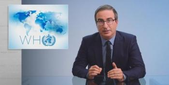 John Oliver: Why Pulling Out Of The WHO During Pandemic Is The Worst Possible Idea