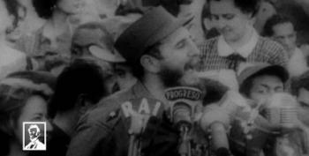 'Trump' Is English For 'Castro'