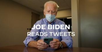 Biden Reads Tweets