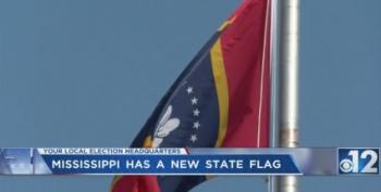 Mississippi Voters Approve New, Not-So-Confederate, State Flag Design