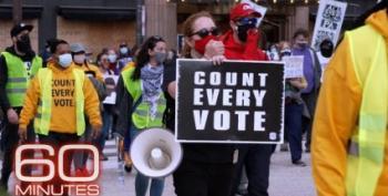While Philadelphians Celebrated, Election Officials Got Death Threats