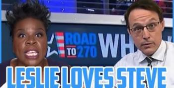 Leslie Jones's NSFW Love For Steve Kornacki Is Everything