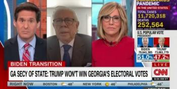 Carl Bernstein Outs GOP Senators Who Say Mad King Trump Is Unfit To Serve