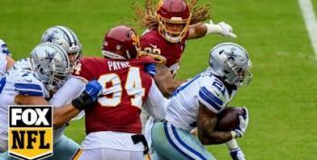 Thanksgiving Football Thread:  Washington Vs. Dallas Cowboys