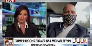 Trump 'Cannot Pardon Himself' Says...Fox News?
