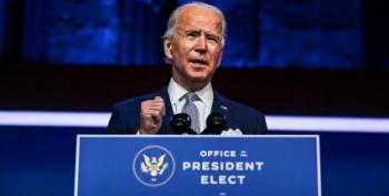 WATCH LIVE:  President-Elect Biden Announces His Economic Team