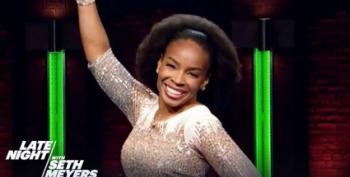 Amber Ruffin Sings A Brutally Honest Christmas Song