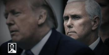 Axios: Lincoln Project Ad About Mike Pence Really Got Inside Trump's Head