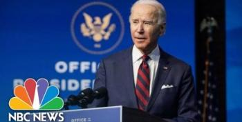 President-Elect Joe Biden Rips Trump's 'Hollowed Out' 'Sidelined' National Security Agencies