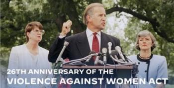 GOP Blocks Violence Against Women Act Because Stalkers Should Have Guns