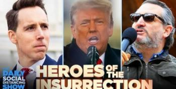 Whoa, The Daily Show Compiles Violent Rhetoric Of 'Heroes Of The Insurrection'