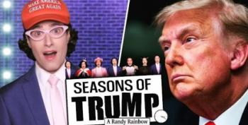 Randy Rainbow Says Goodbye To 'Seasons Of Trump'