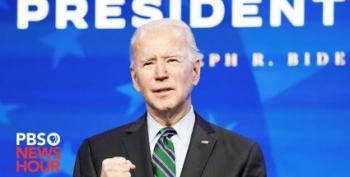 WATCH:  Joe Biden's Inaugural Address