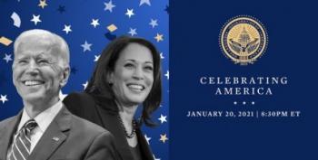 Inaugural Festivities 'Celebrating America'