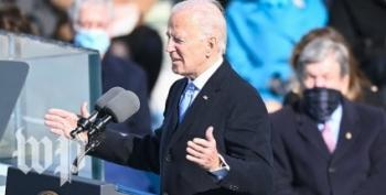 The Inauguration Of President Joe Biden And VP Kamala Harris