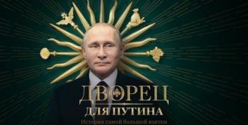 Stunning Navalny Documentary Details Putin Corruption, Kicks Off Protests Across Russia