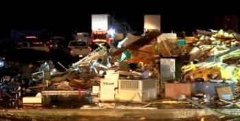 Rare January Tornado Kills One, Causes Widespread Damage Near Birmingham, AL