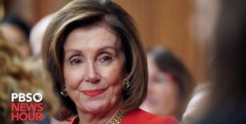 WATCH:  Nancy Pelosi Weekly Press Conference