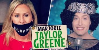 Randy Rainbow Takes On Marjorie Taylor Greene