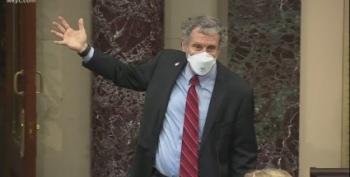 Mister No-Mask Rand Paul Scolded In Senate Chamber