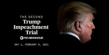Trump Impeachment Trial 2, Day One - Senate Votes To Proceed