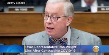 Rep. Ron Wright Of Texas Dies Of Covid