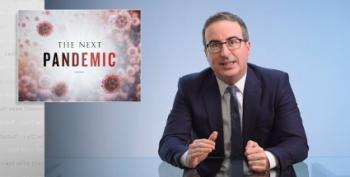 John Oliver Talks About The Next, Worse Pandemic, And How To Prevent It