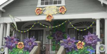 New Orleans Adjusts To COVID With 'Yardi Gras'