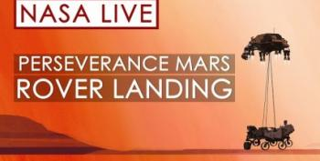 Perseverance Rover Successfully Lands On Mars