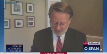 Louis DeJoy Lied Under Oath When He Told Congress He Didn't Cut USPS Overtime