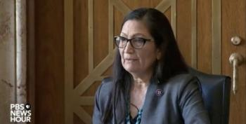 Republican Mad At Interior Nominee Deb Haaland For Being 'Divisive'