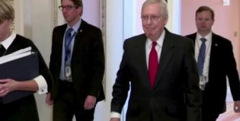 Mitch McConnell Wants A Handpicked Successor, And Is Using KY Legislature To Do It