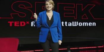 How To 'Me Too':  Naomi Seligman's TedTalk
