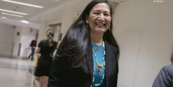 Deb Haaland Confirmed As First Native American Cabinet Secretary