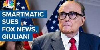 Suing Fox News May NOT Hurt 'Freedom Of The Press'