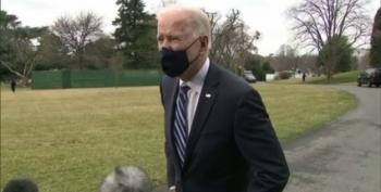 Foiled Again! QAnon Conspiracy Dashed By Real Live Biden